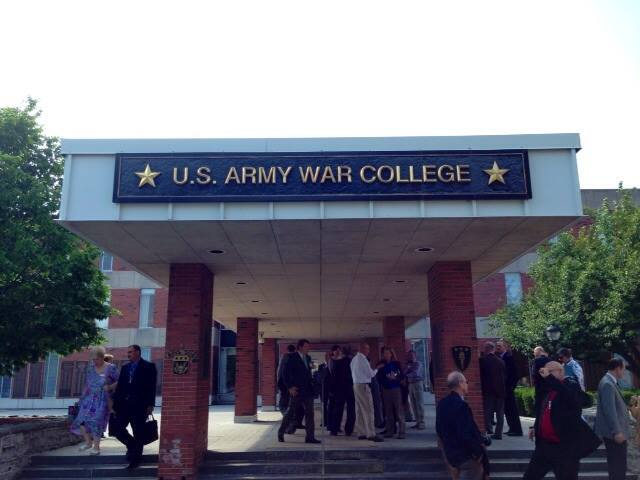 My Week At The U.S. Army War College National Security Seminar